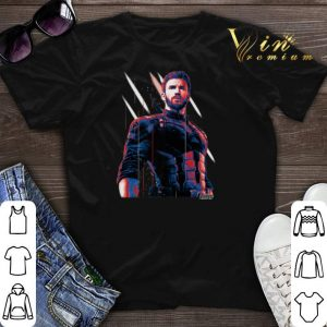 Marvel Infinity War Captain America shirt sweater