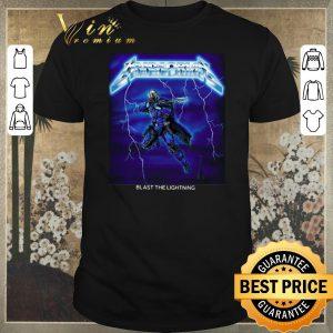 Nice The Mandalorian Blast The Lightning Metallica shirt sweater