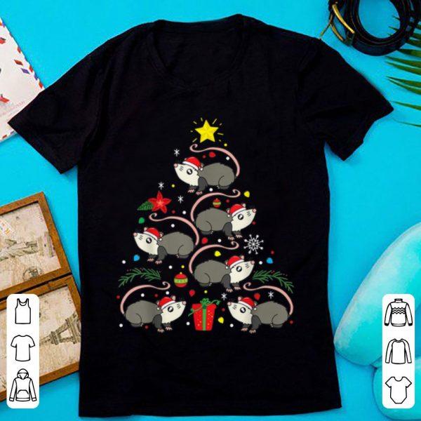 Official Opossum Possum Christmas Ornament Tree Funny Gift sweater