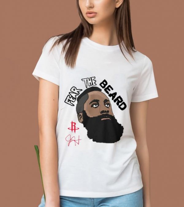 Original Fear The Beard James Harden shirt