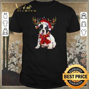 Original French Bulldog Reindeer Christmas shirt sweater
