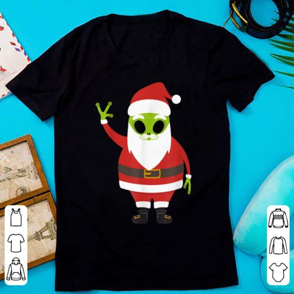 Original Funny Alien Emojis Christmas - Cute Ugly Sweater Gift sweater