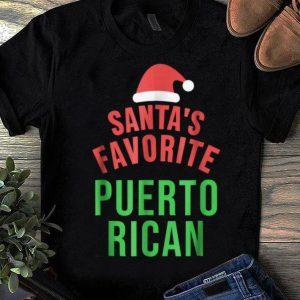 Original Santas Favorite Puerto Rican Funny Christmas sweater