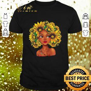 Original Sunflower Natural Hair shirt