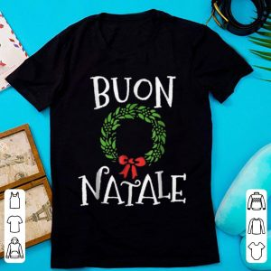 Premium Buon Natale Christmas Italy Italian Merry Xmas sweater