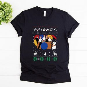 Premium Friends Merry Christmas Santa Ugly Christmas shirt