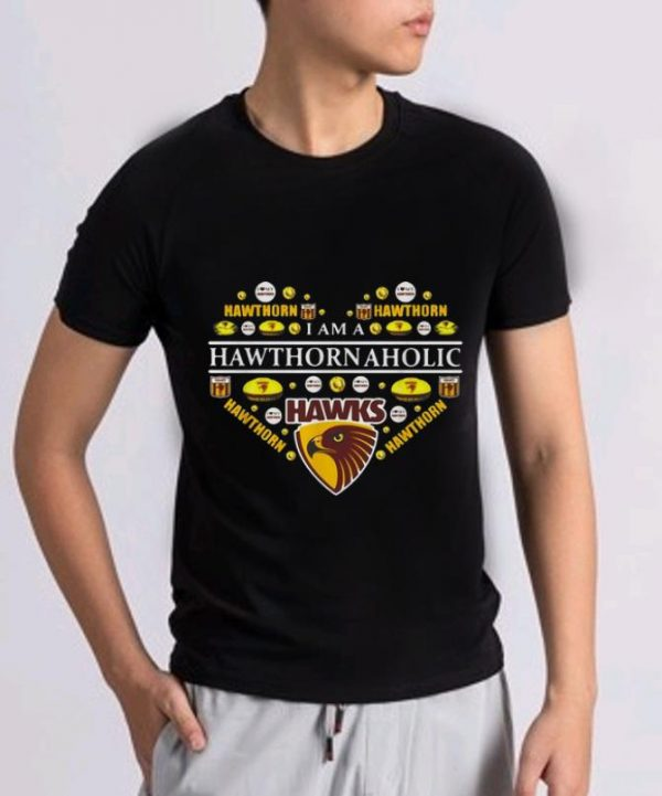 Premium I Am A Hawthorn Aholic shirt
