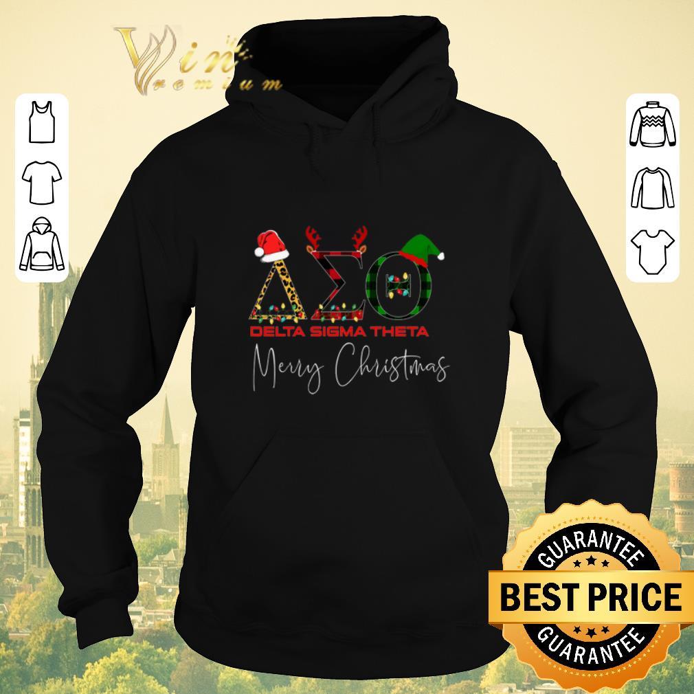 Premium Merry Christmas Delta Sigma Theta shirt 4 - Premium Merry Christmas Delta Sigma Theta shirt