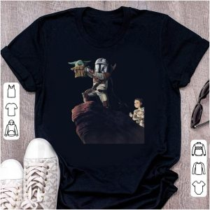 Premium Star Wars Yoda the lion king shirt