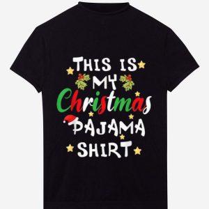 Premium This Is My Christmas Pajama sweater