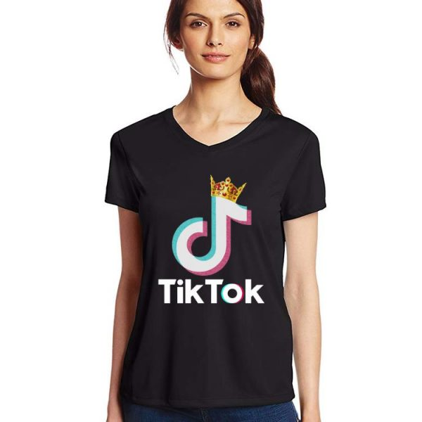 Premium Tok-tik Dance Music DJ Christmas Crownd shirt