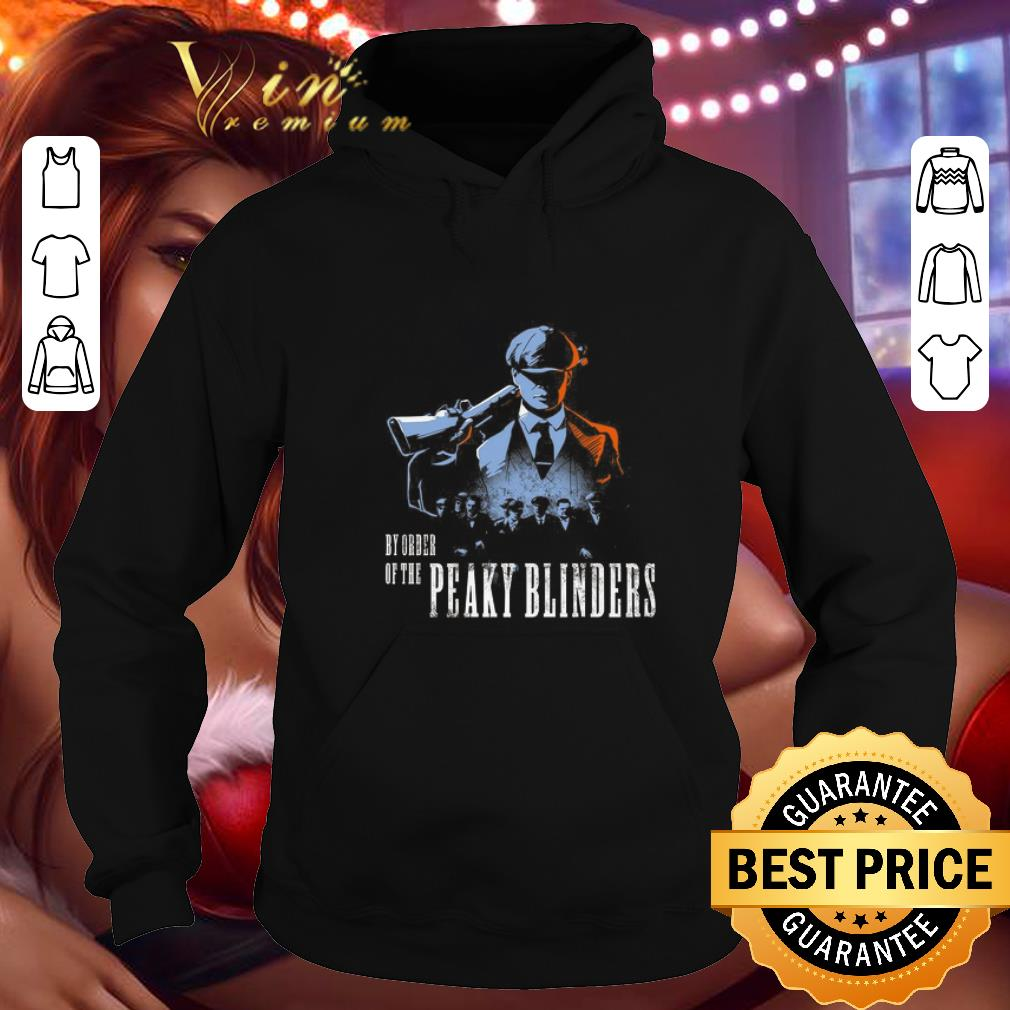 Pretty By order of the Peaky Blinders shirt 4 - Pretty By order of the Peaky Blinders shirt