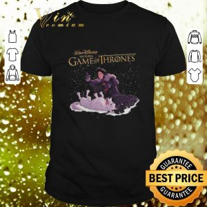 Pretty Jon Snow House Stark Walt Disney GOT Arya Stark Not Today shirt