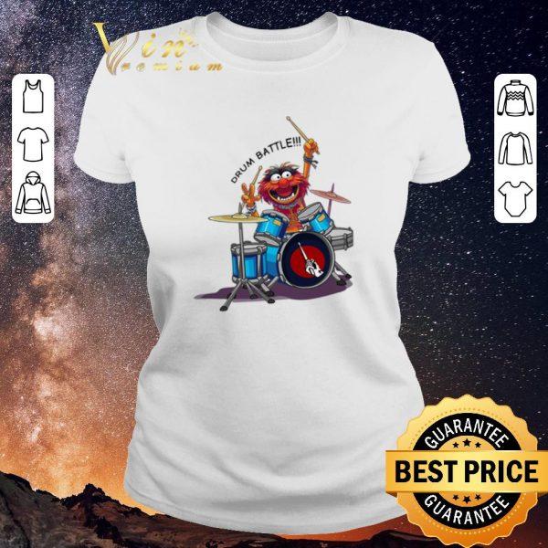 Pretty Ronnie Verrell Drummer Battle The Muppets Show shirt sweater