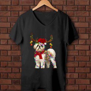 Pretty Shih Tzu Gorgeous Reindeer Christmas shirt