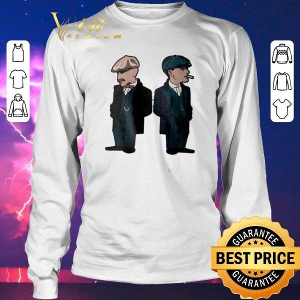 Pretty Thomas Shelby Arthur Shelby Peaky Blinders John Shelby shirt sweater