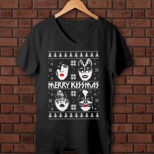Pretty Ugly Christmas Merry Kissmas shirt