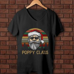 Pretty Vintage Santa Claus Poppy Claus shirt