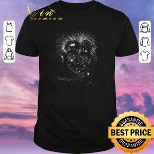 Top Albert Einstein GLOW in THE DARK Outer Space Galaxy Science 1993 shirt sweater