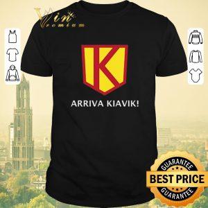 Top Arriva Kiavik shirt sweater