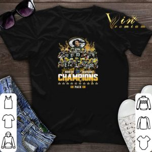 Green Bay Packers North Division Champions 2019 shirt sweater