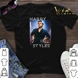 Harry Styles autographed signature shirt sweater
