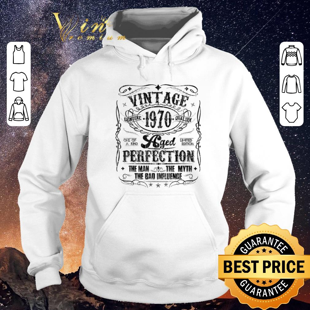 Original Vintage Genuine Quality 1970 Perfection The Man The Myth The Bad shirt sweater 4 - Original Vintage Genuine Quality 1970 Perfection The Man The Myth The Bad shirt sweater