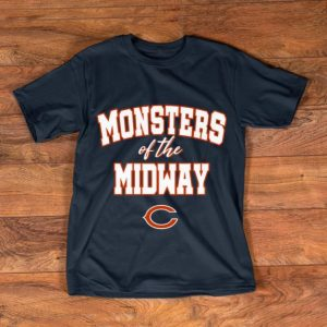Premium Monsters Of The Midway Chicago Bears shirt