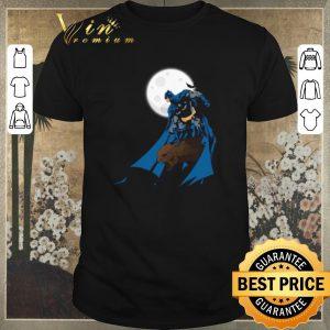 Top Batman and moon The Dark Knight shirt sweater