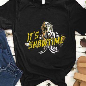 Top Beetlejuice It's Showtime shirt