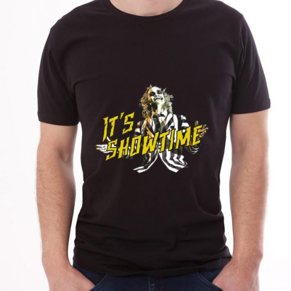 Top Beetlejuice It's Showtime shirt