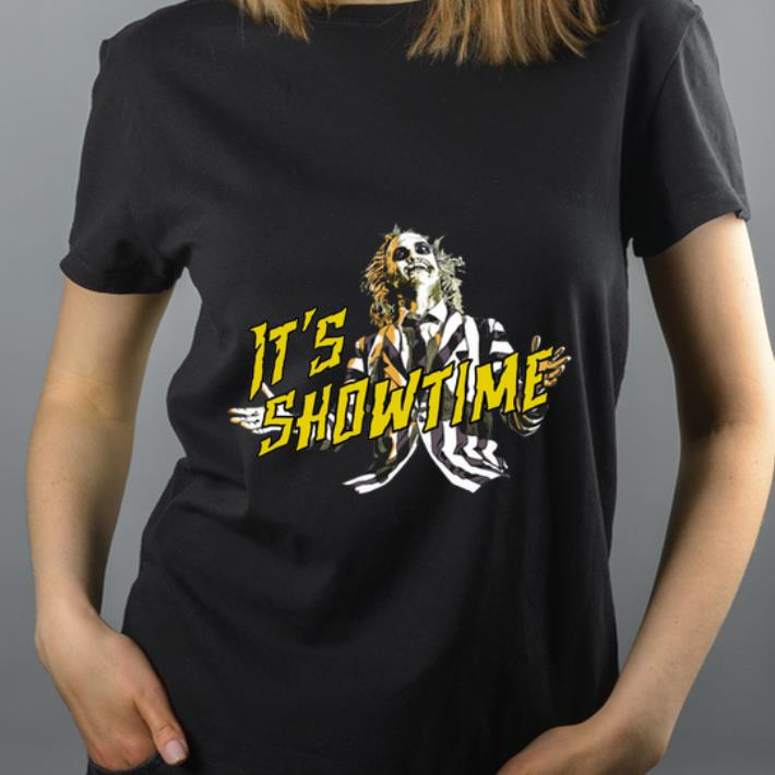 Top Beetlejuice It s Showtime shirt 4 - Top Beetlejuice It's Showtime shirt