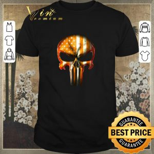 Top Punisher Tennessee Volunteers American Flag shirt sweater