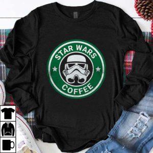 Top Star Wars Coffee Logo shirt