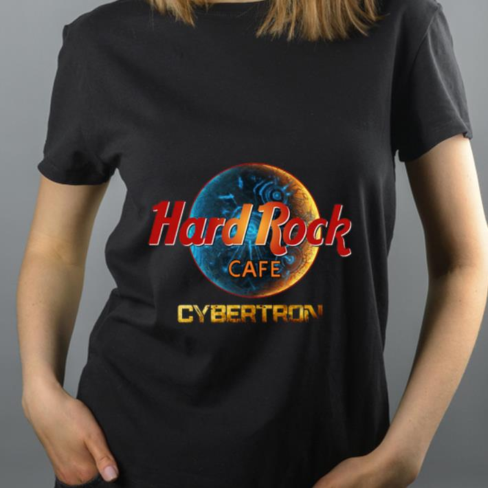 Top Transformers Hard Rock Cafe Cybertron shirt 4 - Top Transformers Hard Rock Cafe Cybertron shirt