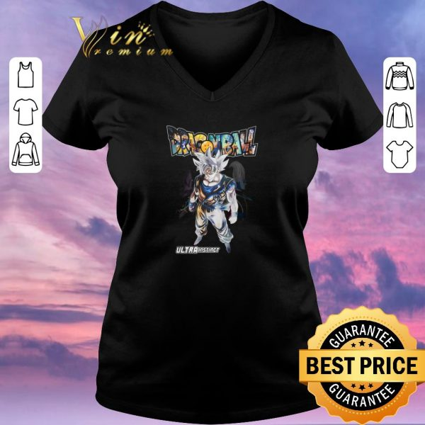 Awesome Dragon Ball Son Goku Ultra Instinct shirt sweater