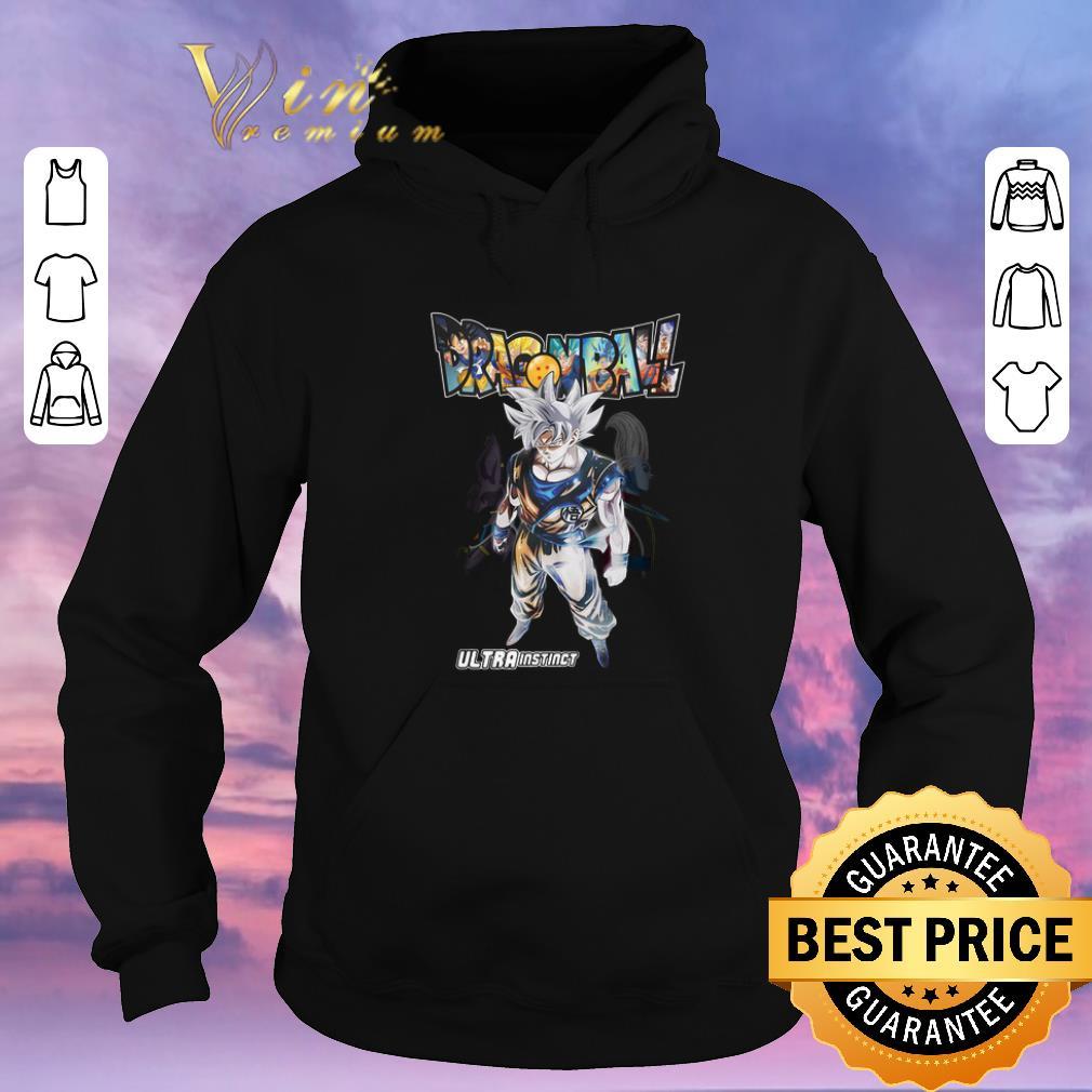 Awesome Dragon Ball Son Goku Ultra Instinct shirt sweater 4 - Awesome Dragon Ball Son Goku Ultra Instinct shirt sweater