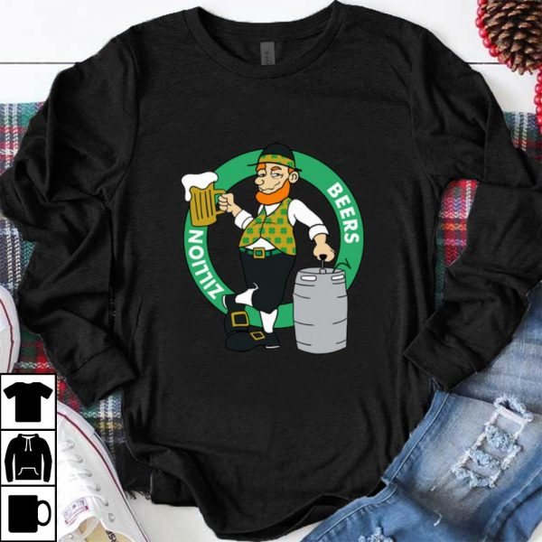 Awesome Zillion Beers Keg shirt
