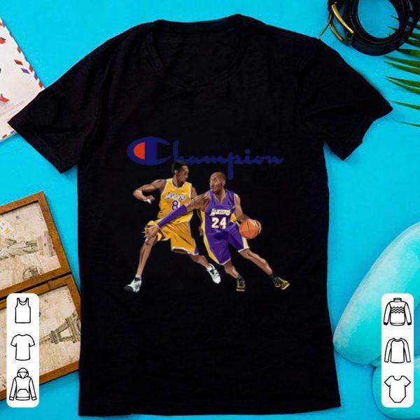 Beautiful Champion Kobe Bryant shirt