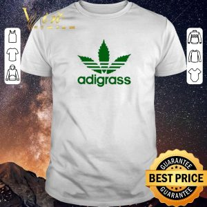Hot Adidas Adigrass Weed Cannabis shirt sweater