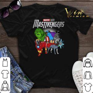 Marvel Avengers Mastiff Mastivengers shirt sweater