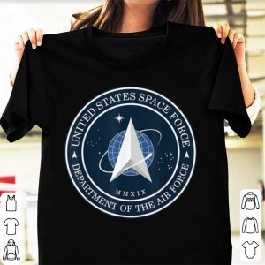 Original United States Space Force Department Of The Air Force shirt