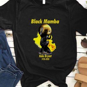 Top Black Mamba Kobe Bryant 1978-2020 Nike shirt