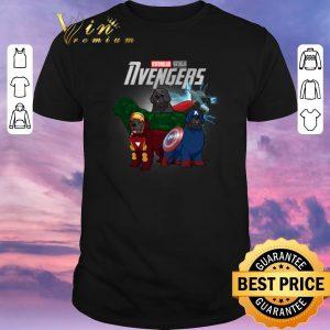 Awesome Newfoundland Marvel Avengers Endgame Nvengers shirt sweater