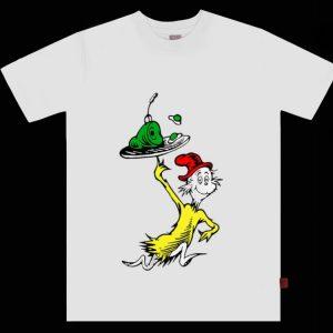 Beautiful Dr Seuss Green Egg And Ham shirt