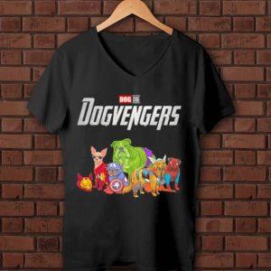 Nice Dog Dogvengers Marvel Avengers Endgame shirt