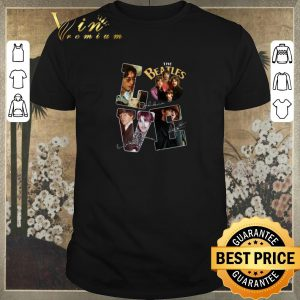 Pretty Love The Beatles signatures shirt sweater