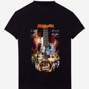 Top Marillion Guitar Signatures shirt