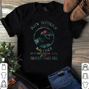 Any Woman Can Be A Mother But It Take Some One Special To Be A Mamasaurus Rex shirt