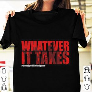 Avengers – Whatever It Takes shirt